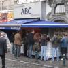 Une visite éclair à Bruxelles ….. Déjeuner chez Jacques….