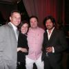 David, Olivier, Kéké….. et moi