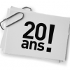 Avoir 20 ans …….. en 2008