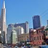 Départ pour San Francisco