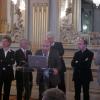 Conférence de Presse au Musée D'Orsay…..