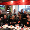Démonstration de cuisine dans les locaux des Relais & Châteaux à NY