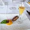 Déjeuner aux Villas Du Lagon