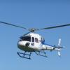En Hélicoptère au dessus de l'île de la Réunion