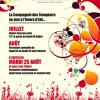 Notez les dates de fermetures annuelles et hebdomadaires de la Compagnies des Comptoirs à Montpellier
