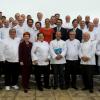 Autour de Carole Bouquet …… les Chefs !