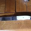 Création d'un couteau de table….. Pour le Jardin des Sens.