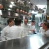 Dans les cuisines de Daniel Boulud !