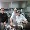 Quelques photos OFF de Chefs !…