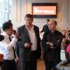 Les vins de Gérard Bru à l'honneur pour une grosse soirée au Pavillon France