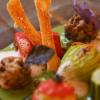 Quelques plats stars de l'été au Jardin des Sens…