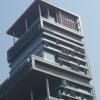 Une maison extravagante domine Mumbai !