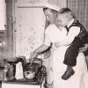 Journée internationale de la femme : les femmes qui cuisinent…
