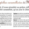 Souvenirs de 3 chefs pour la Fête des Mamans sur l'Express… Les encornets farcis de Aline Pourcel
