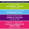 Vos soirées de juillet à l'AmeriKclub à Sète