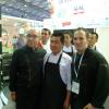 Jacques Pourcel et Christophe Lerouy cuisinent au SIAL