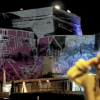 Sète…  Et soudain le théâtre de la Mer s'illumina…