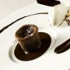 Recette de la semaine : fondant au chocolat, glace vanille