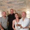 » Des Racines et des Ailes » en Ardèche, avec les frères Pourcel à l'Auberge des Granges