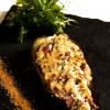 Recette de la semaine : aubergine grillée aux cèpes…
