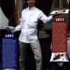 Le magazine » CAPITAL Spécial Anniversaire «, les Grands Chefs sur le grill