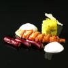 Recette de la semaine : homard, cannellonis betterave et ananas