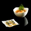 Recette de la semaine : soupe de melon au muscat, toasts de sardine