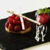 La recette de la semaine : sablé breton aux framboises…