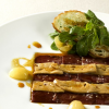 Recette de la semaine : carpaccio de canard, gravelax au foie gras