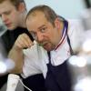 100 chefs étoiles à la table de Gilles Goujon