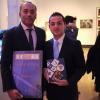 Maison Pourcel élue » Meilleur restaurant français 2011 » par le magazine » Modern Weekly «