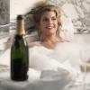Pour la Saint-Valentin essayez une » Champagne Pool «