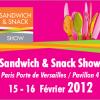 Sandwich & Snack Show : Le snacking des Chefs by Jacques Pourcel