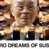La transmission culinaire : après les Bras, le plus grand chef sushi du monde Jiro Ono en image