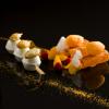 La recette de la semaine : Croustillant et sorbet orange-menthe…