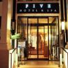 Pendant le Festival de Cannes – Five Hôtel & Spa en première ligne -