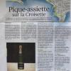 SeaSens et Five Hôtel dans les bonnes adresses de François Simon sur le Figaro du jour