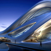 Fièvre architecturale à Abu Dhabi … Quand c'est trop …
