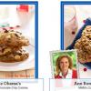 Les Cookies et les Tweets des Premières Dames