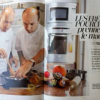 Les frères Pourcel sont les chefs invités du magazine Happy Life, nouveau magazine de tendances et d'art de vivre du Club Med