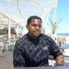 Le journaliste culinaire Eric Roux au restaurant Le Jardin des Sens, à la rencontre des jeunes en formation