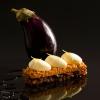Recette de la semaine : crumble d'aubergine au miel, sorbet…
