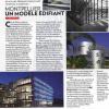La presse en parle : Montpellier – Un Modèle Édifiant d'Audace – comme nulle part ailleurs !