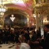 Grand Dîner d'Anniversaire – 25 ans du Louis XV – Monaco 17 novembre 2012