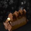 Euhhh… pour Noël… je recherche une bûche de Noël qui ressemble à une bûche de Noël… Vous auriez ça ?