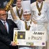 Bocuse d'Or 2013…. La France remporte le titre… Thibaut Ruggeri à l'honneur