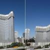 A Tokyo on démolit les anciens hôtels proprement
