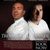 Bali : Trois chefs pour un dîner au restaurant Mozaïc à Ubud