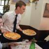 Depuis le début de la crise la taille des pizzas à diminuée…