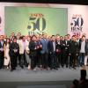 Singapour :  la liste des » Asia's 50 Best Restaurants 2013 » dévoilée hier